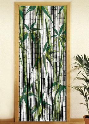 Fadenvorhang Bambus