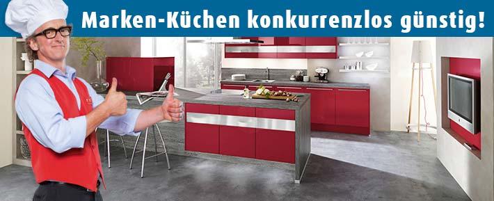 Die richtige Küche günstig online bestellen auf roller.de
