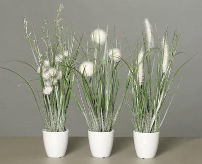 Skandinavische Deko Kunstpflanzen