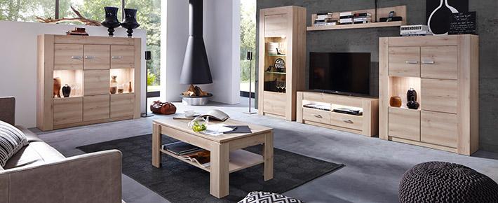 wohnprogramm novara wohnprogramme wohnzimmer wohnbereiche m belhaus roller. Black Bedroom Furniture Sets. Home Design Ideas