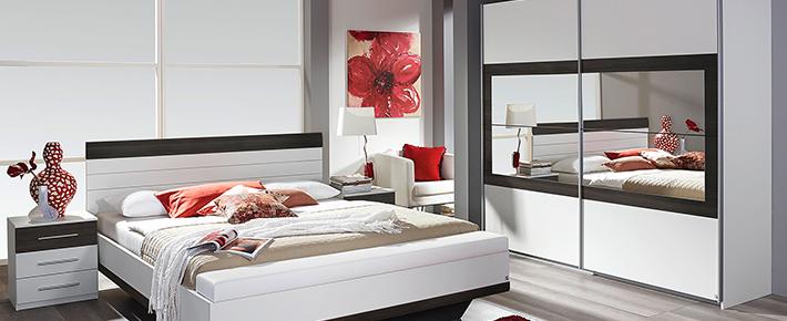 schlafzimmer tarragona schlafzimmerprogramme schlafzimmer wohnbereiche roller m belhaus. Black Bedroom Furniture Sets. Home Design Ideas