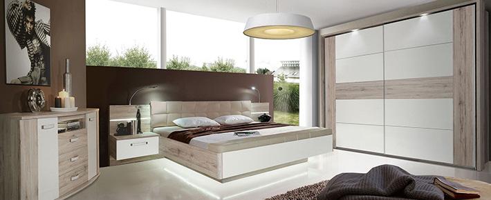 schlafzimmer ravello schlafzimmerprogramme. Black Bedroom Furniture Sets. Home Design Ideas