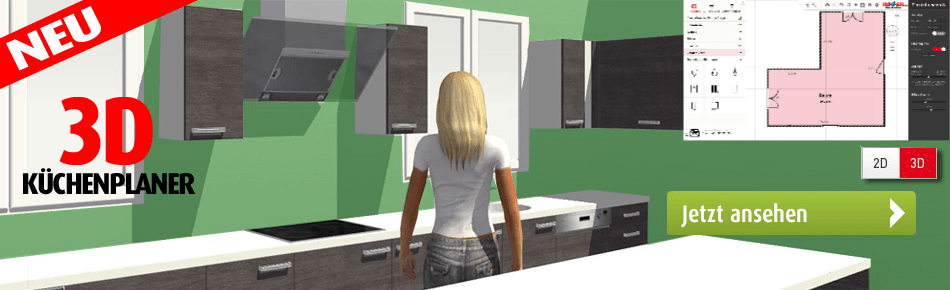 Roller küchenblock  Planküchen nach Mass bei ROLLER kaufen | Möbelhaus ROLLER