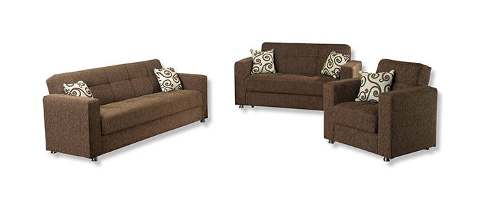sofagarnitur braun sofagarnituren sets sofas. Black Bedroom Furniture Sets. Home Design Ideas
