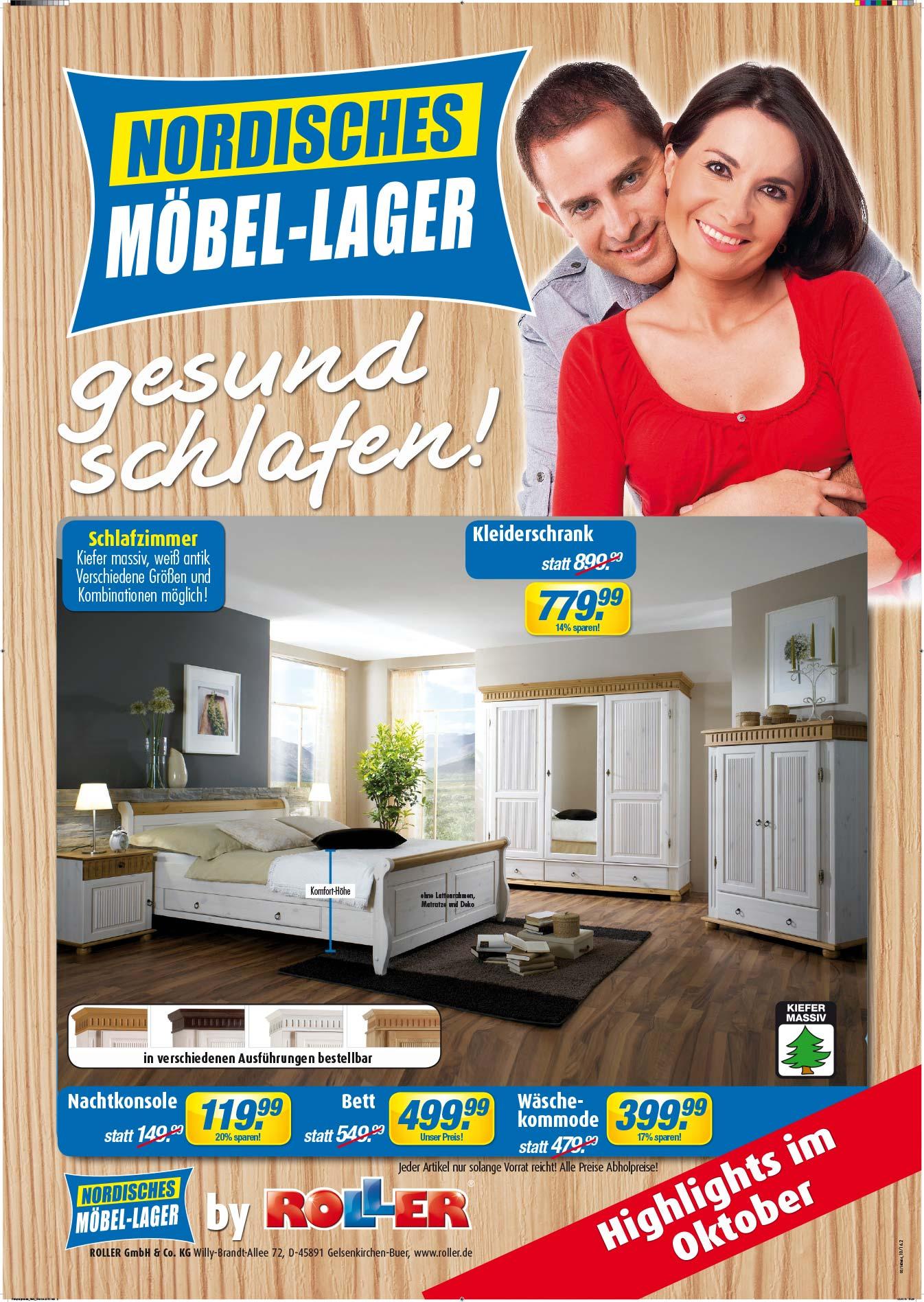 hier finden sie alle aktuellen prospekte von roller m belhaus roller. Black Bedroom Furniture Sets. Home Design Ideas