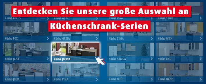 Top Küchenschränke & Küchenmöbel günstig online kaufen bei ROLLER JI46