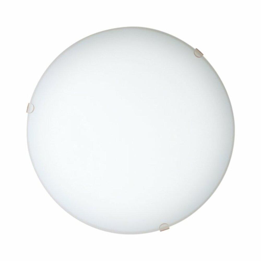 deckenleuchte white wei rund 25 cm deckenleuchten lampen m belhaus roller. Black Bedroom Furniture Sets. Home Design Ideas