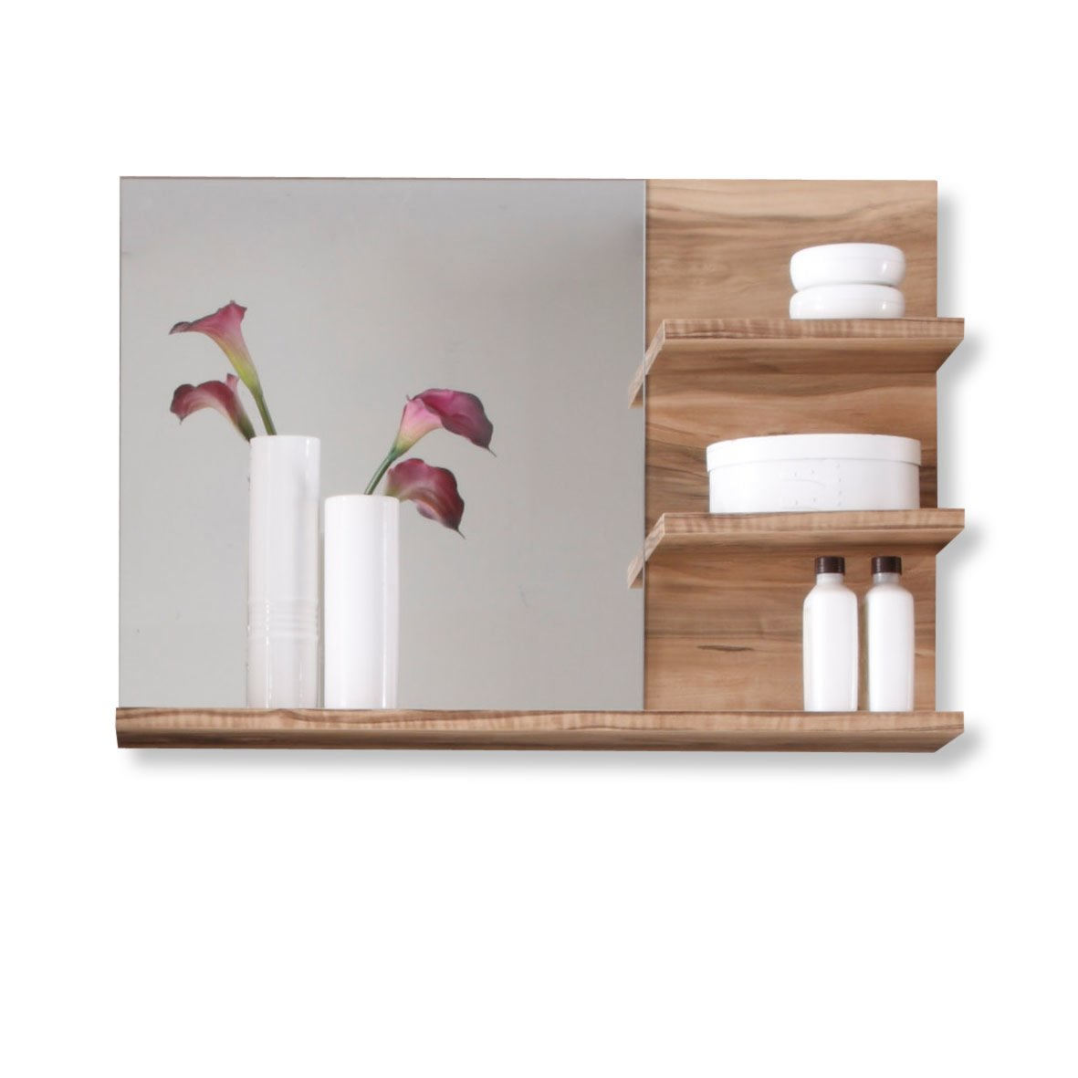 roller wandboard mit spiegel cancun boom ebay. Black Bedroom Furniture Sets. Home Design Ideas