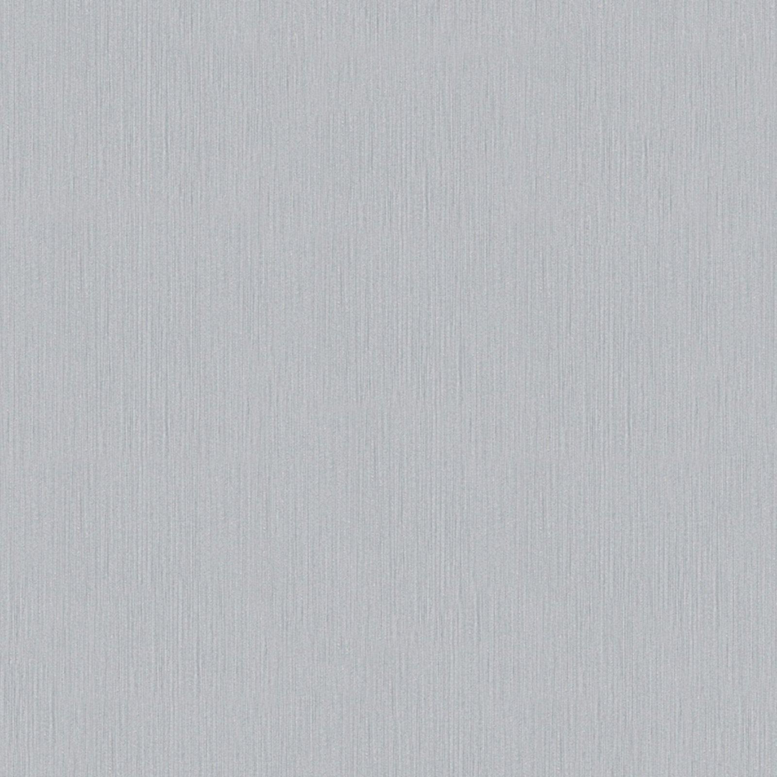 A s creation vliestapete uni grau 10 meter for Roller tapeten