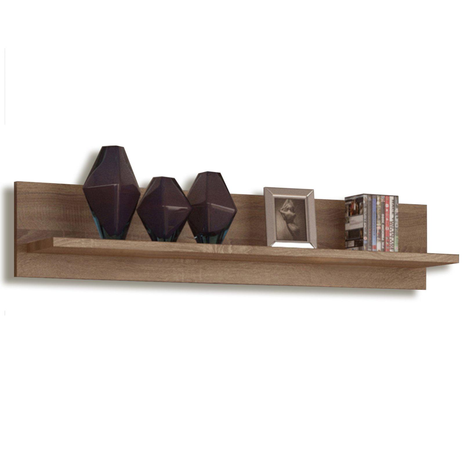 wandboard scala sonoma eiche 120 cm wohnprogramm scala wohnprogramme wohnzimmer. Black Bedroom Furniture Sets. Home Design Ideas