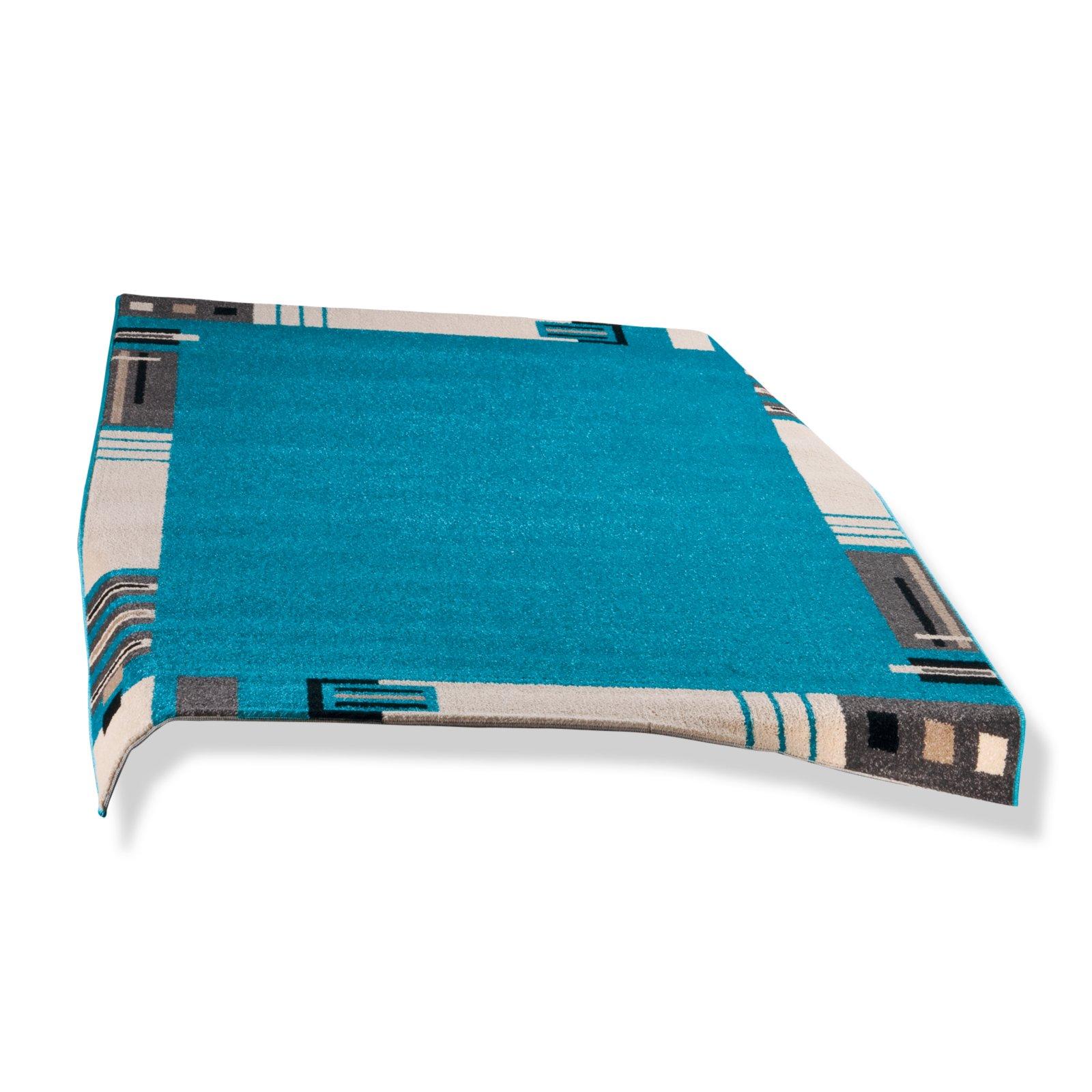 teppich t rkis 60x110 cm gemusterte teppiche. Black Bedroom Furniture Sets. Home Design Ideas