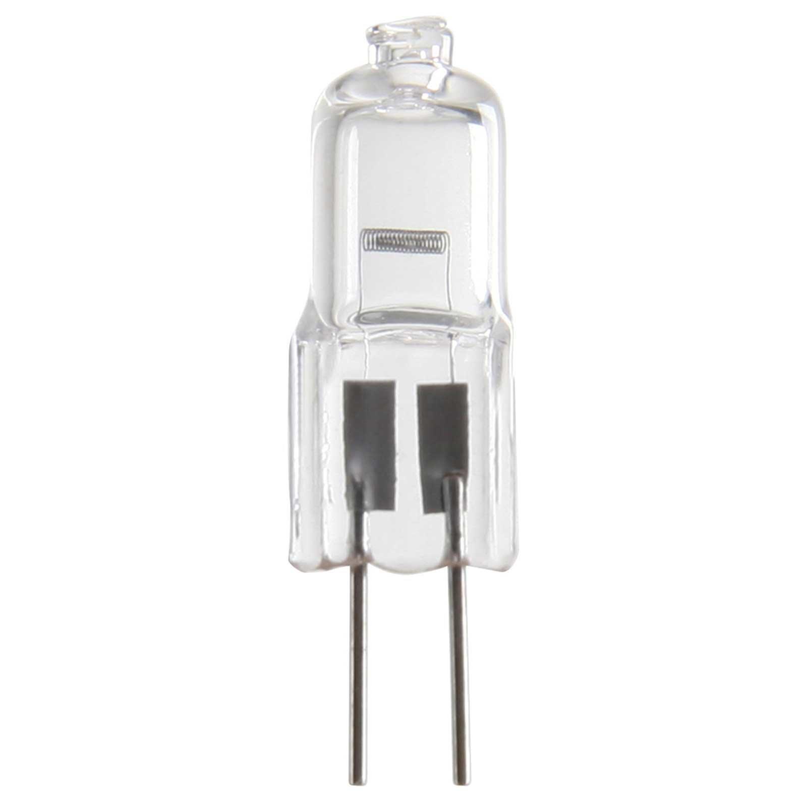 Halogen leuchtmittel lightme g4 10 watt warmwei for Lampen roller