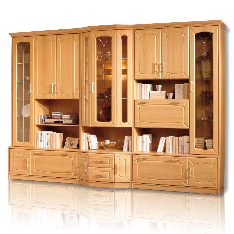 anbauwand torero wohnw nde wohnw nde m bel roller m belhaus. Black Bedroom Furniture Sets. Home Design Ideas