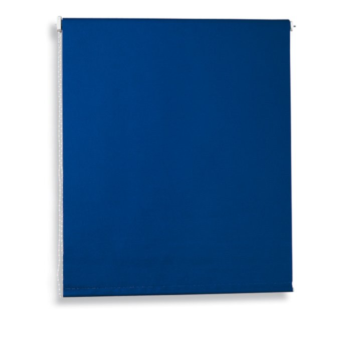 Verdunklungsrollo - marine - 100x180 cm
