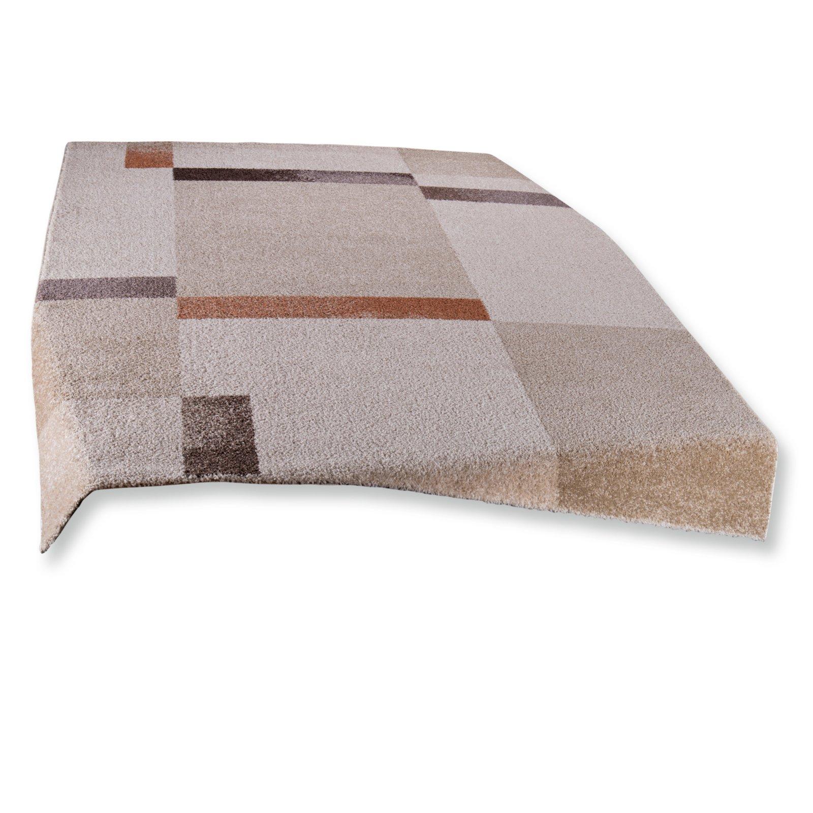 teppich vera beige 160x230 cm gemusterte teppiche teppiche l ufer deko haushalt. Black Bedroom Furniture Sets. Home Design Ideas