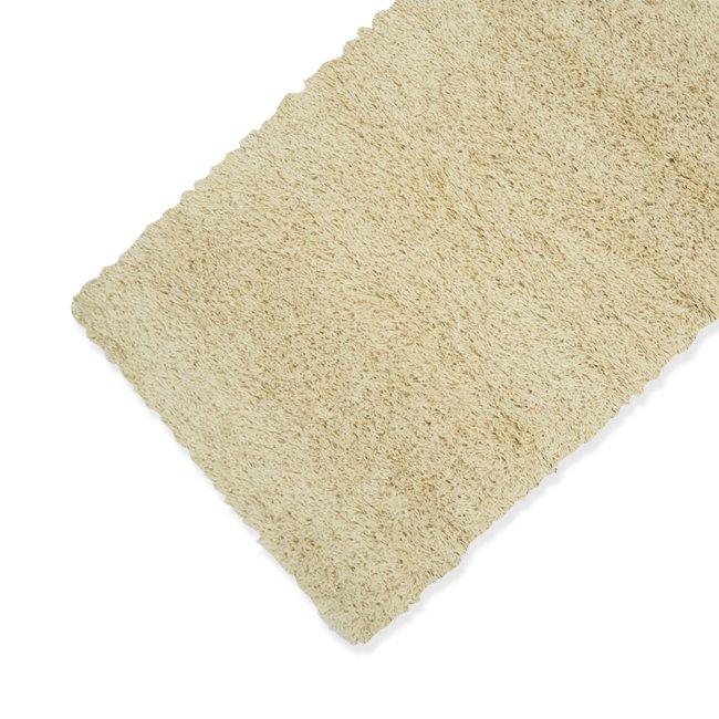 Teppich SHAGGY - cream - 40x60 cm