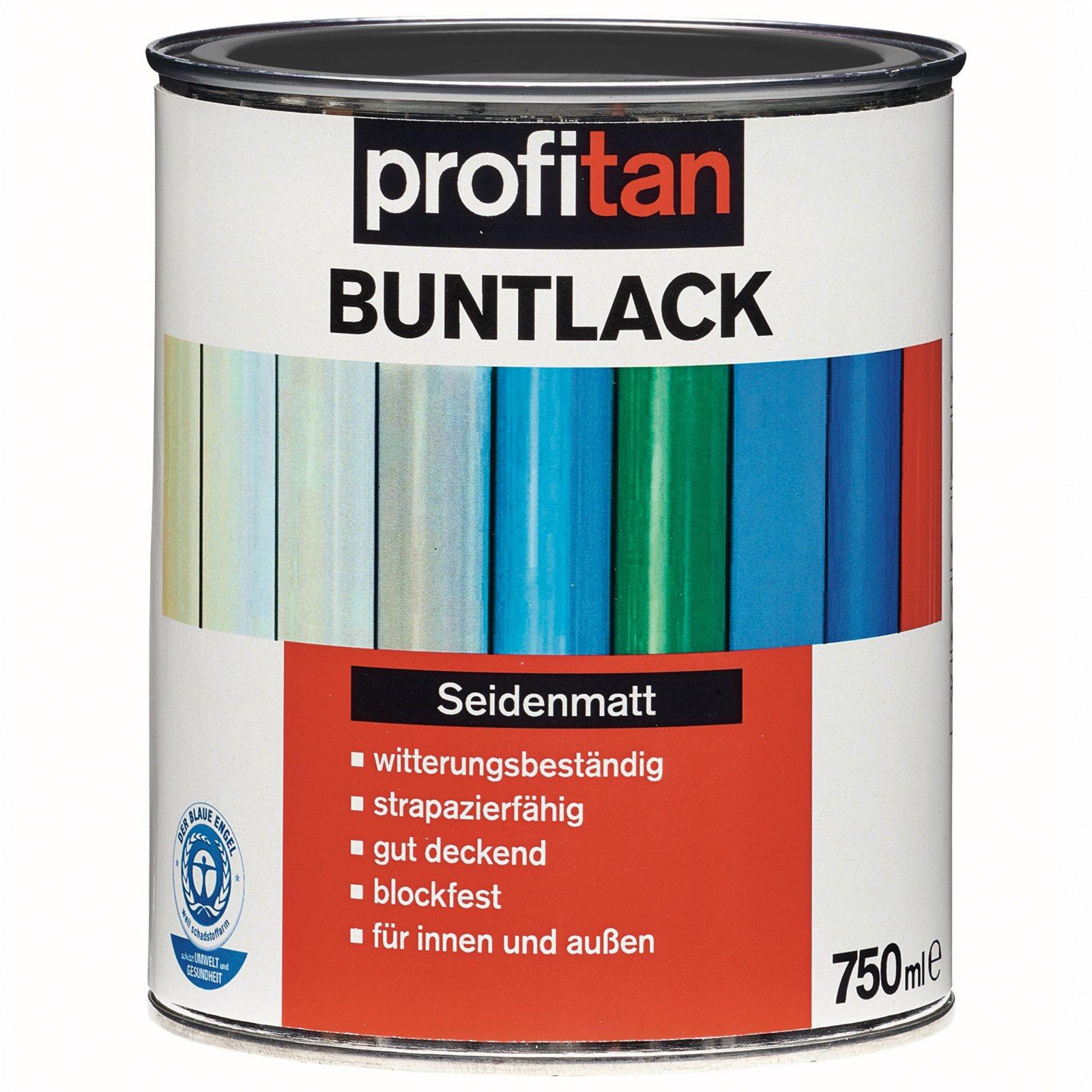 profitan Buntlack - anthrazit seidenmatt - 750 ml