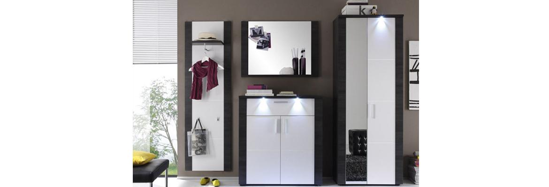 Garderobe xpress garderobenprogramme flur diele for Garderobe zumba