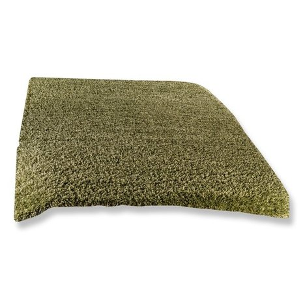 hochflor teppich shaggy plus gr n 160x230 cm hochflor shaggyteppiche teppiche. Black Bedroom Furniture Sets. Home Design Ideas