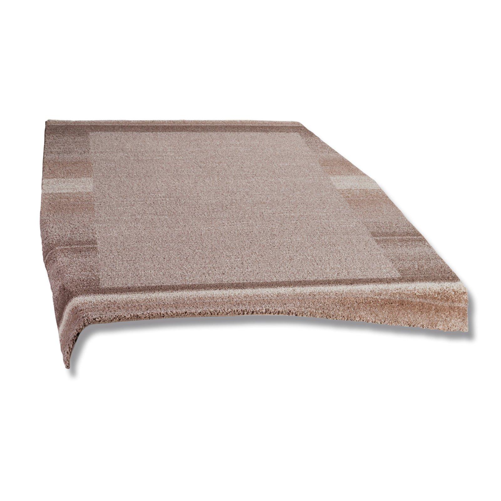 Teppich WIEN  natur  60×110 cm  Gemusterte Teppiche