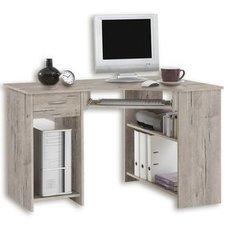 Eck Schreibtisch FELIX   Sandeiche   118 Cm