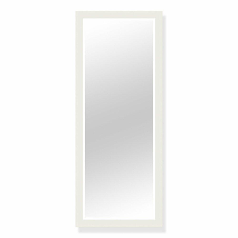 roller wandspiegel paris wei hochglanz 70x170 cm ebay. Black Bedroom Furniture Sets. Home Design Ideas