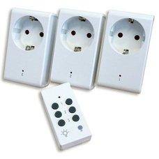 steckdosen mehrfachsteckdosen und kabel g nstig bei roller. Black Bedroom Furniture Sets. Home Design Ideas