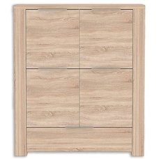 Highboard - Sonoma Eiche