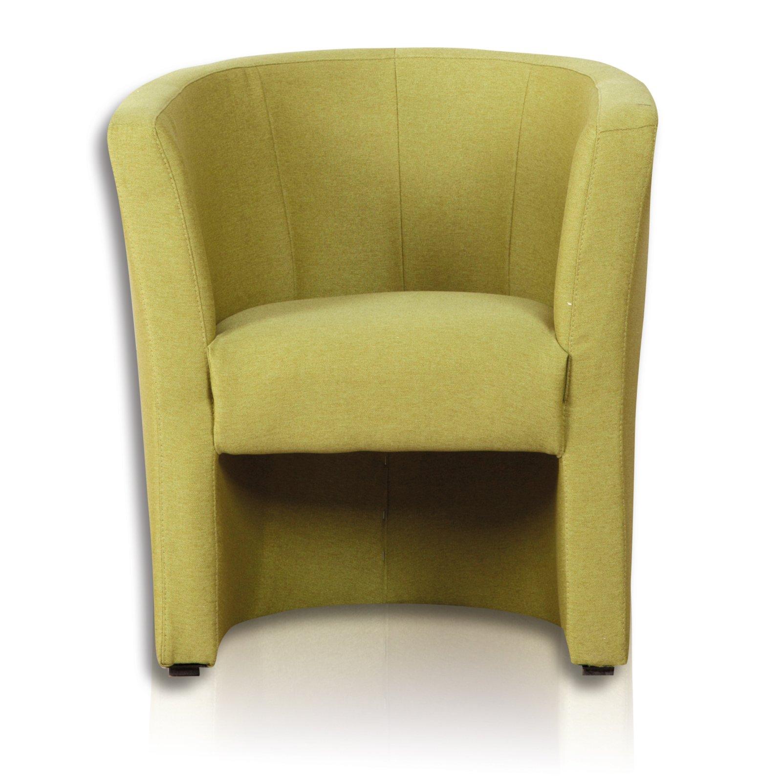cocktailsessel gr n 75x83 cm cocktailsessel sessel hocker m bel m belhaus roller. Black Bedroom Furniture Sets. Home Design Ideas