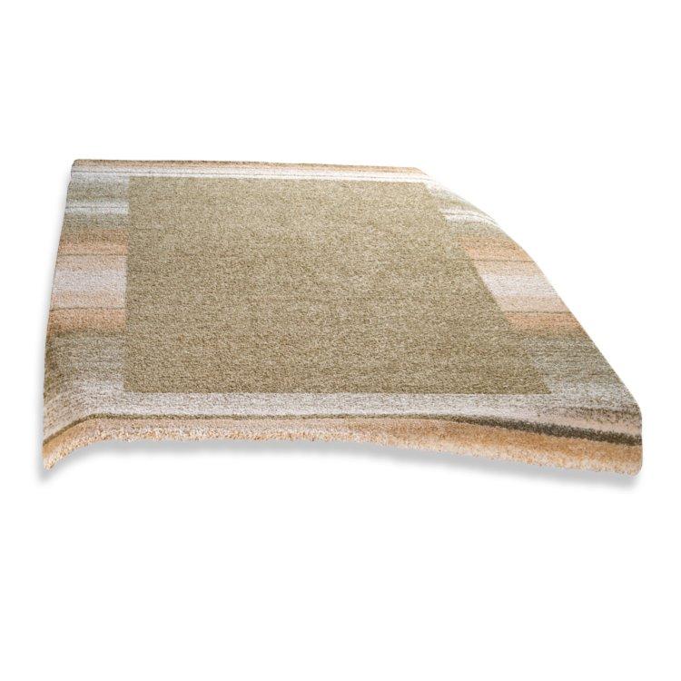 teppich wien gr n 160x230 cm gemusterte teppiche teppiche l ufer deko haushalt. Black Bedroom Furniture Sets. Home Design Ideas