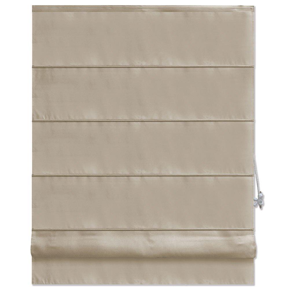 raffrollo pacific beige sand 60x160 cm sichtschutz raffrollos raffrollos rollos. Black Bedroom Furniture Sets. Home Design Ideas