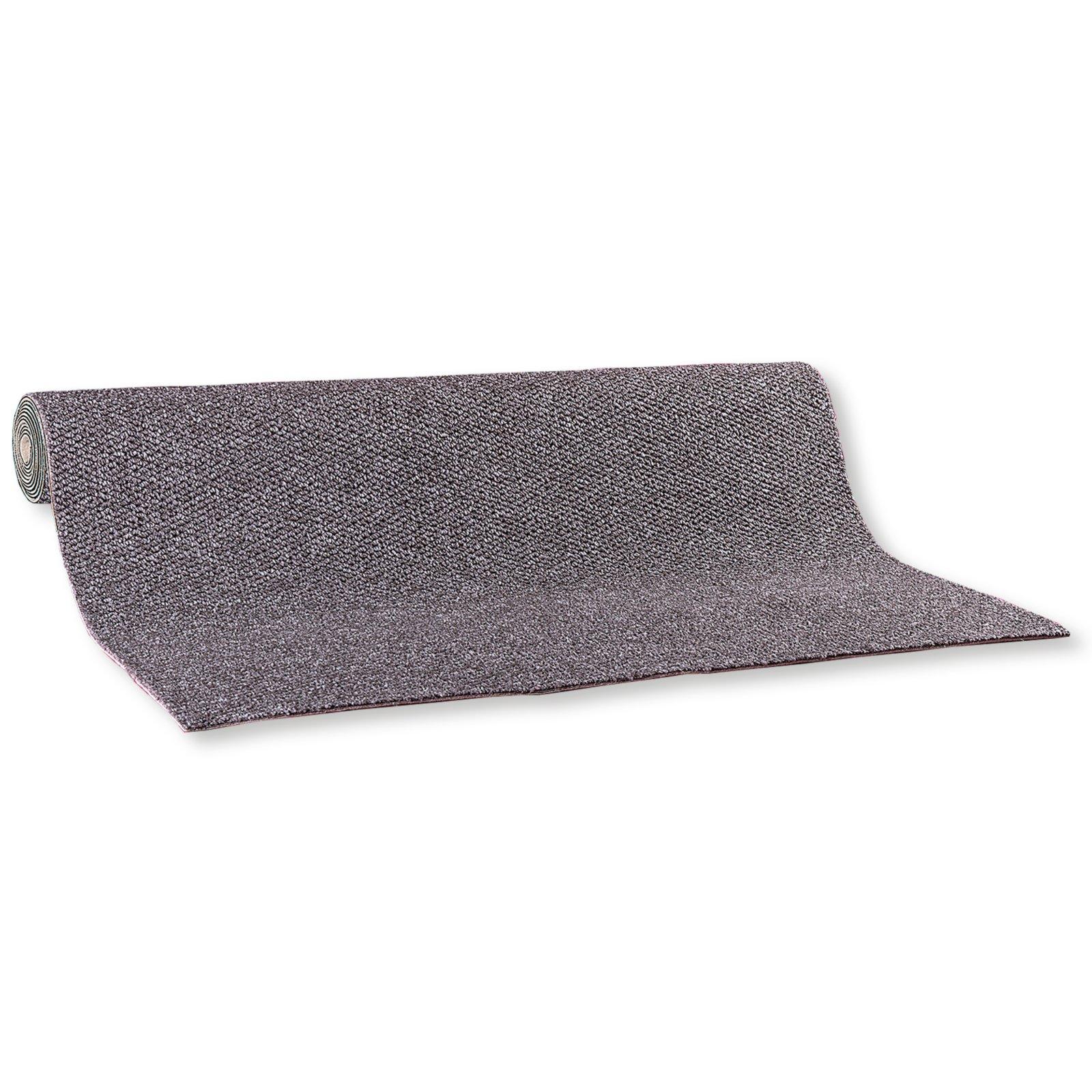 teppichboden rastadt grau 4 meter breit teppichboden bodenbel ge baumarkt roller. Black Bedroom Furniture Sets. Home Design Ideas