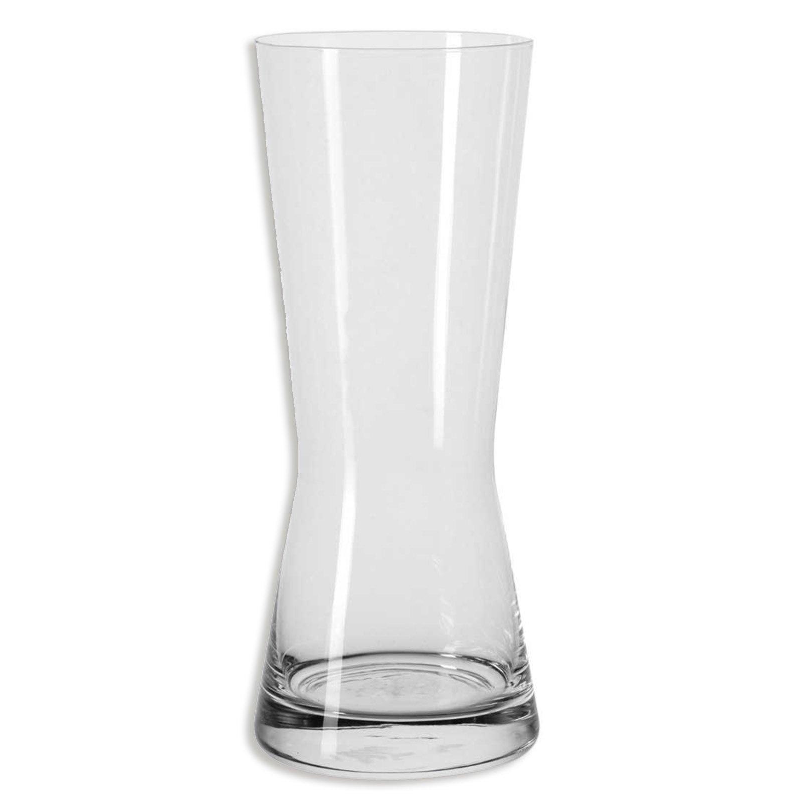 vase zoom glas 19 cm vasen deko artikel deko. Black Bedroom Furniture Sets. Home Design Ideas