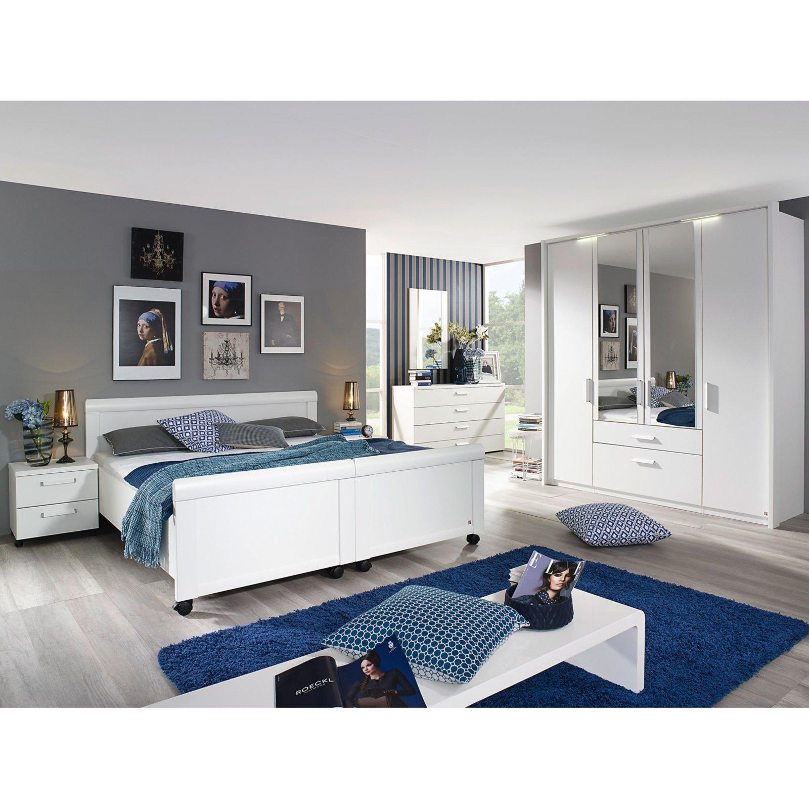 Schlafzimmer Set Bett 120x200. Schlafzimmer Komplett
