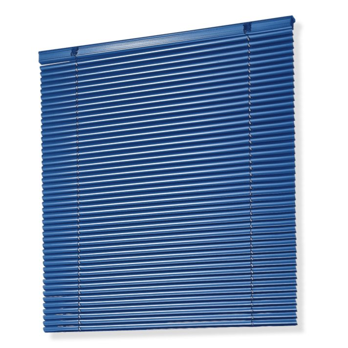 jalousie blau mit zubeh r 140x160 cm jalousien rollos jalousien deko haushalt. Black Bedroom Furniture Sets. Home Design Ideas