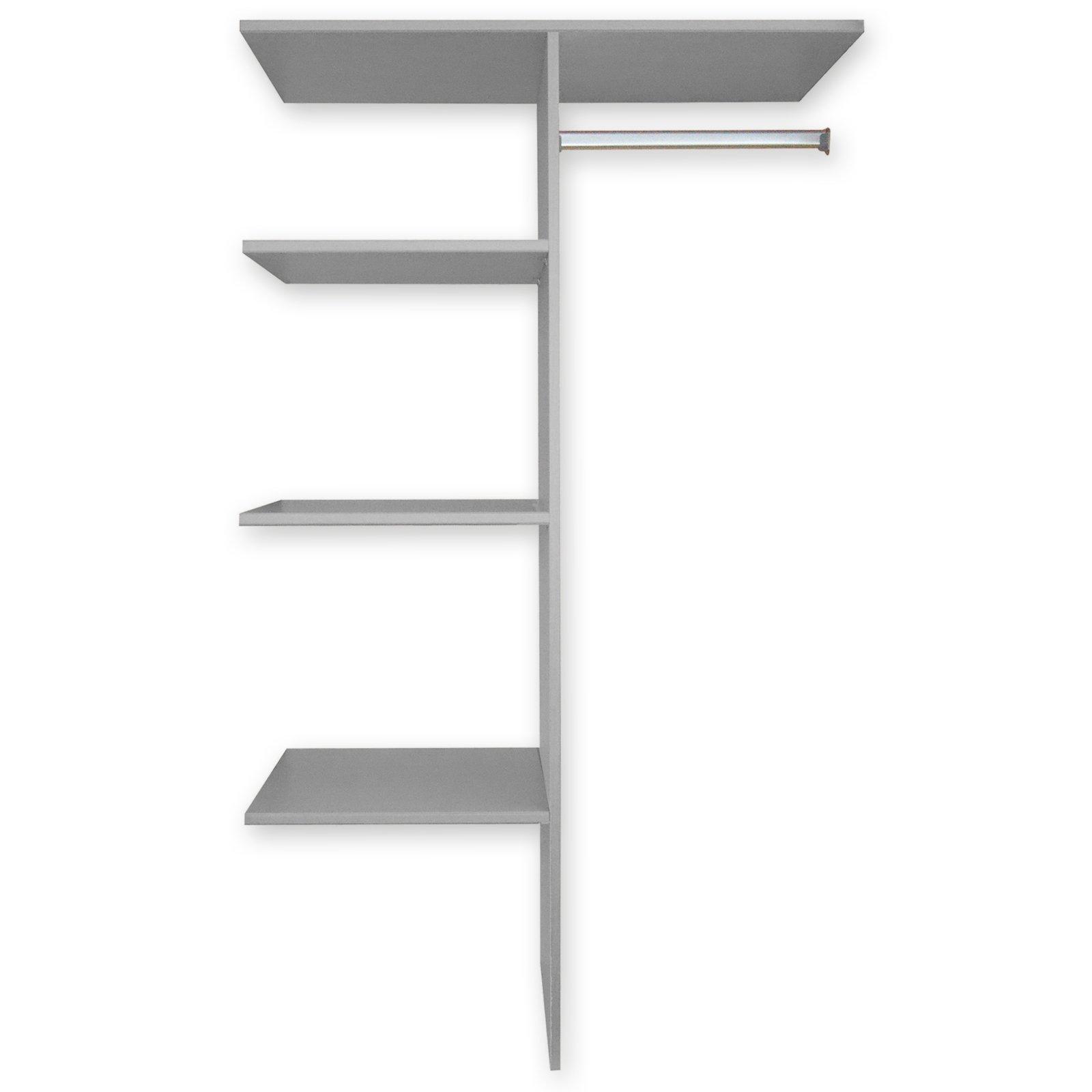w scheeinteilung f r schwebet renschr nke 110x150 cm. Black Bedroom Furniture Sets. Home Design Ideas