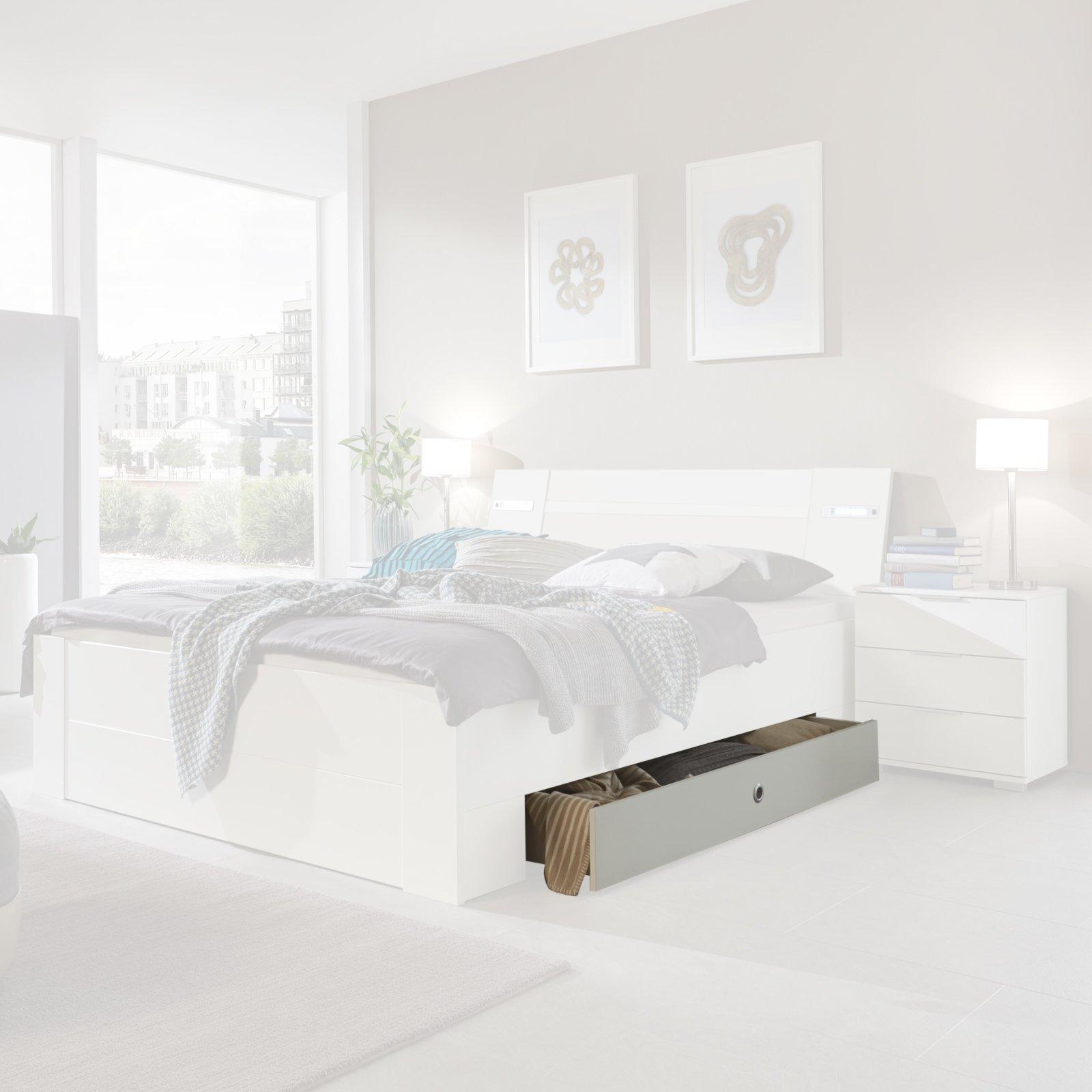 bettkasten auf rollen preisvergleiche erfahrungsberichte und kauf bei nextag. Black Bedroom Furniture Sets. Home Design Ideas
