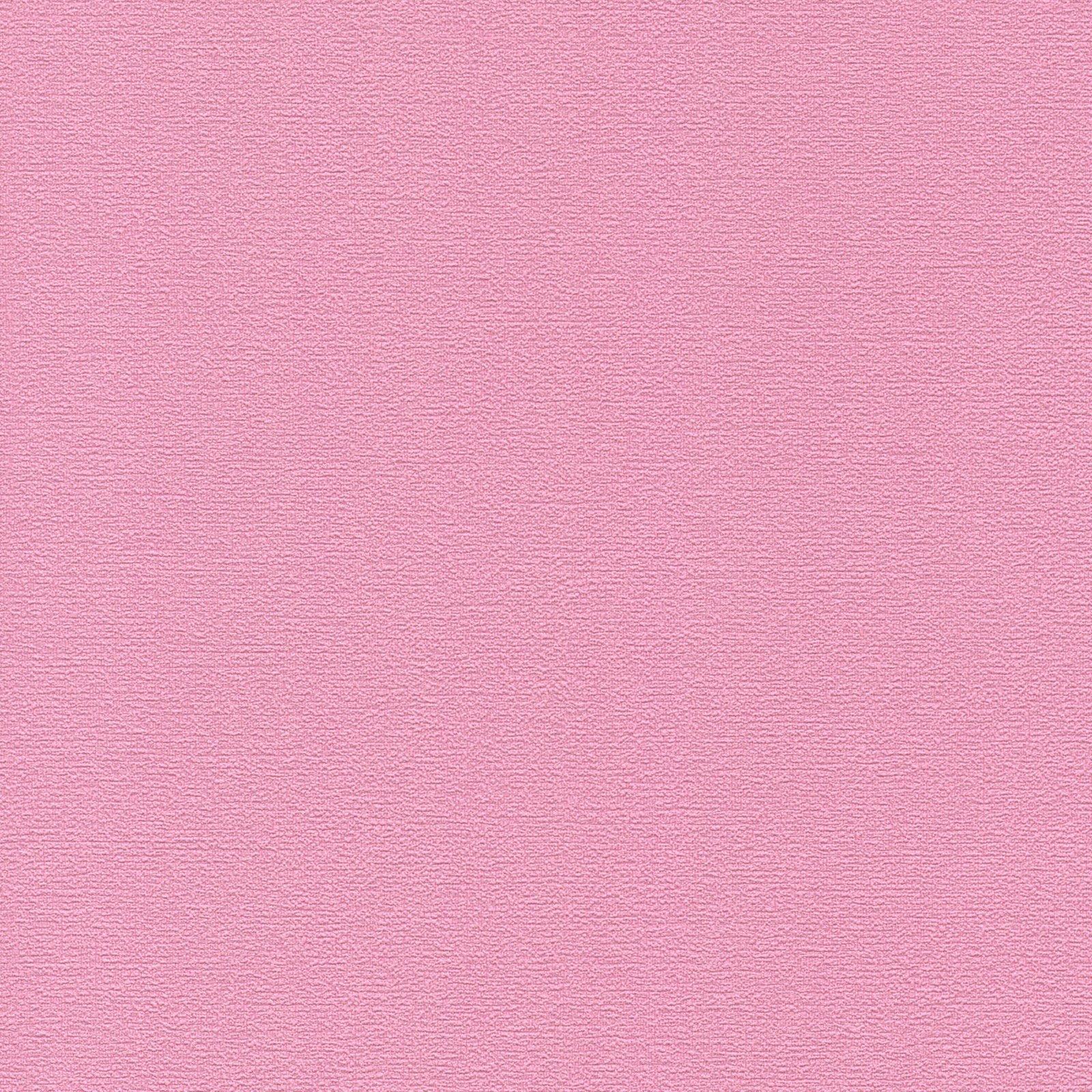 Vliestapete uni pink 10 meter vliestapeten for Roller tapeten