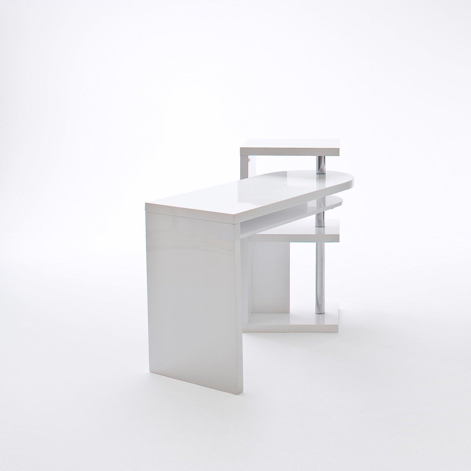schwenkbarer schreibtisch. Black Bedroom Furniture Sets. Home Design Ideas