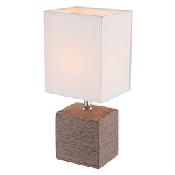 Nachttischlampe