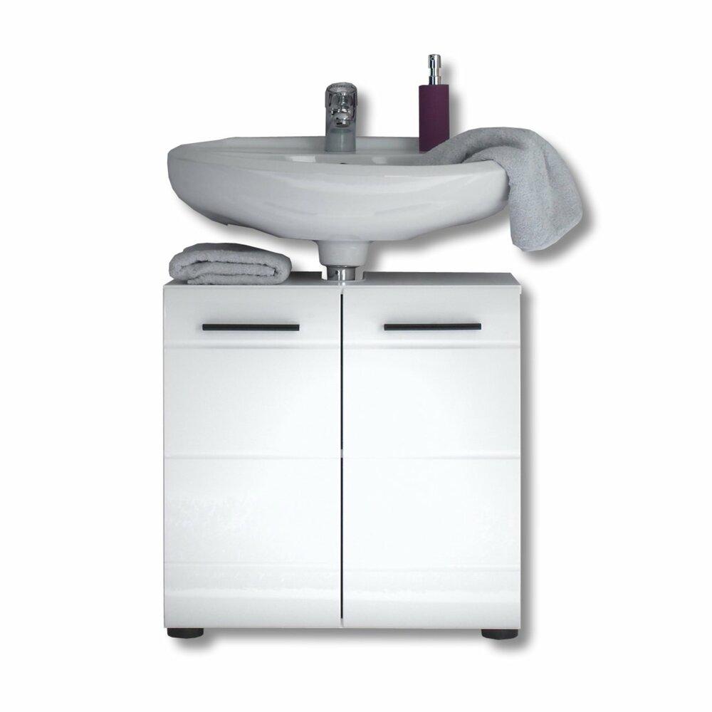 roller waschbeckenunterschrank skin badm bel waschtisch ebay. Black Bedroom Furniture Sets. Home Design Ideas
