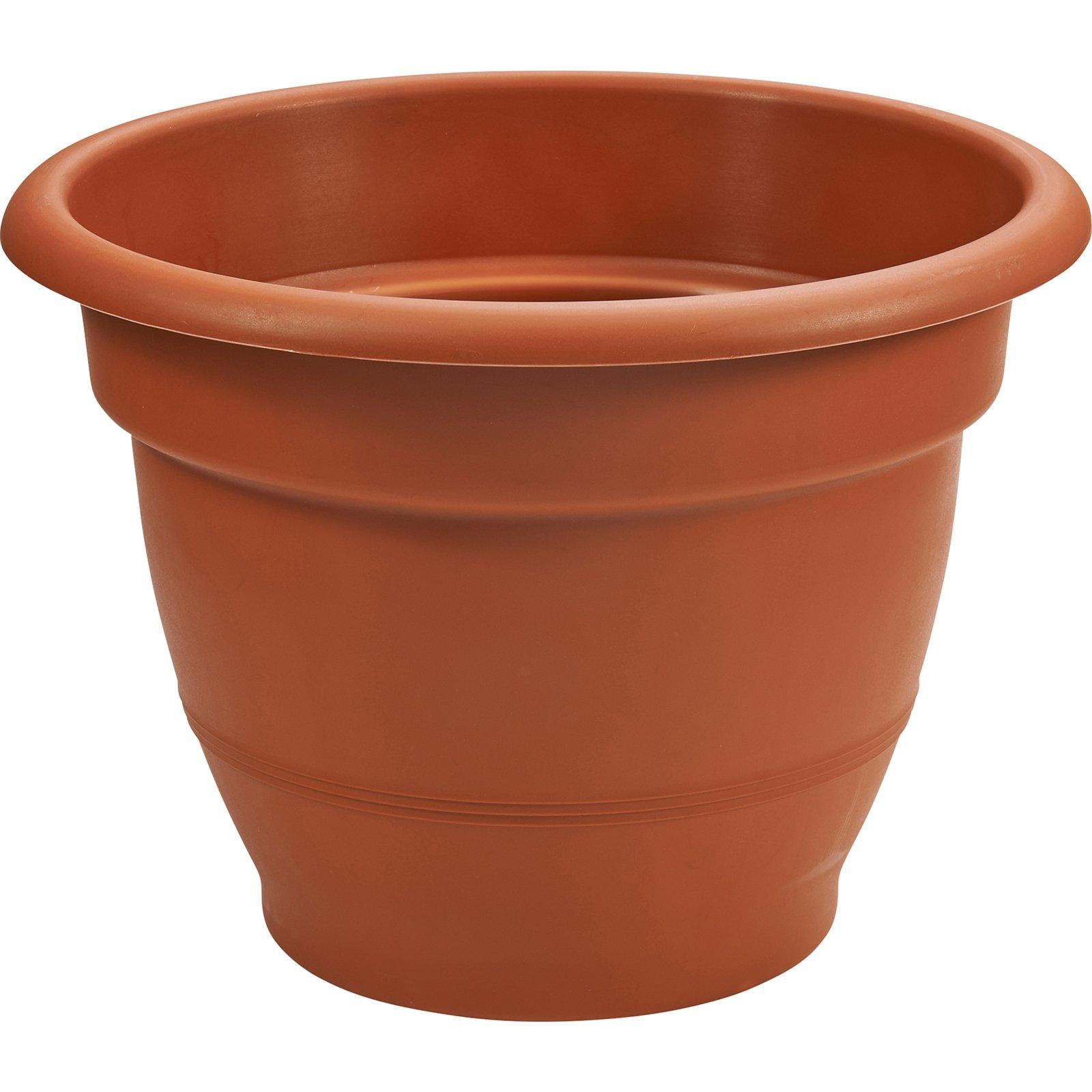 Blumentopf SYDNEY - terracotta - Durchmesser 23 cm