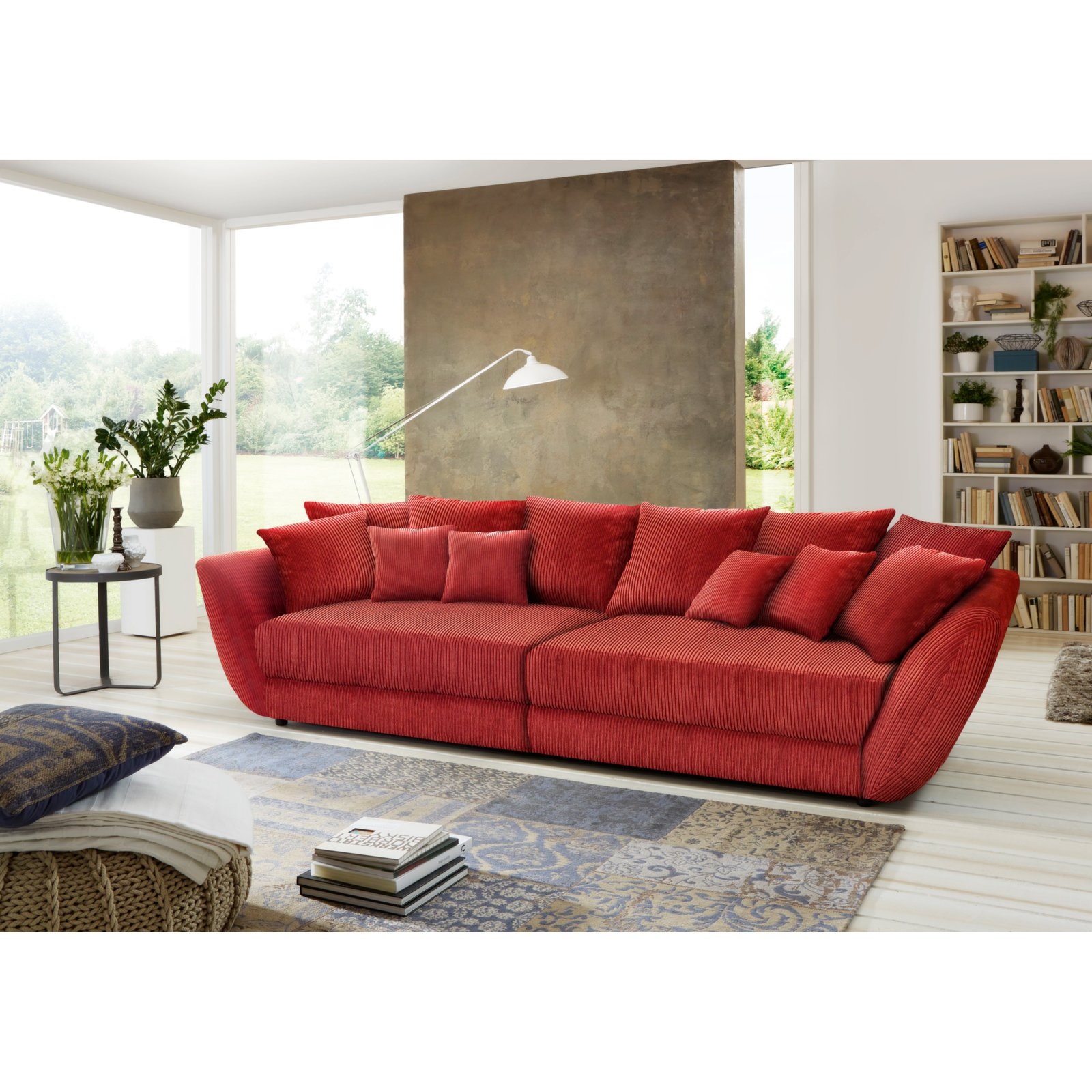 Big Sofa Federkern. Perfect Big Sofa Home Affaire Polsterecke Norra ...