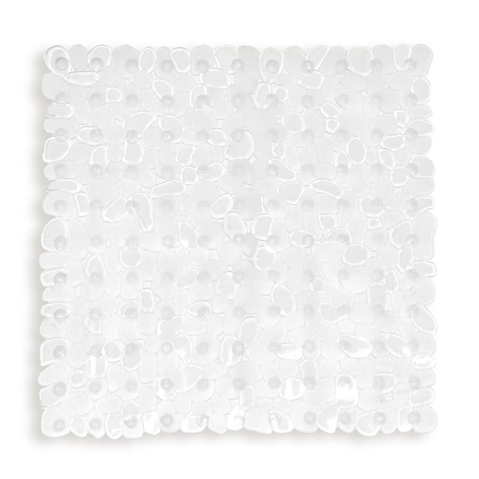Wanneneinlage STONES - klar - 50x50 cm