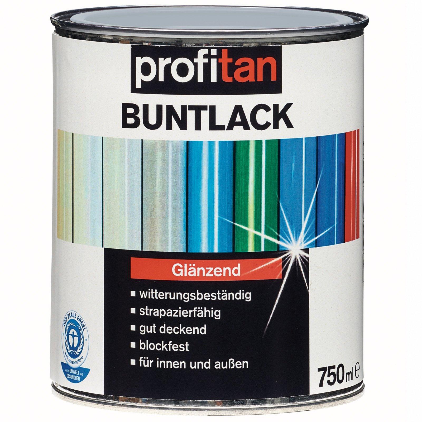 profitan Buntlack - lichtgrau glänzend - 750 ml
