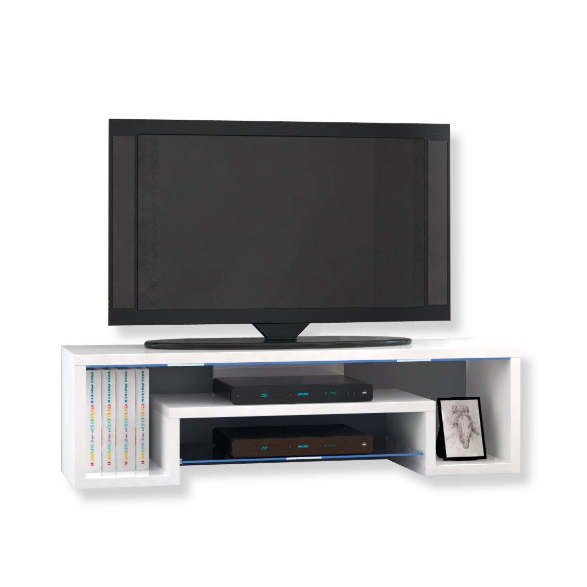 lowboard cara wei hochglanz 136 cm tv lowboards tv b nke tv hifi m bel m bel. Black Bedroom Furniture Sets. Home Design Ideas