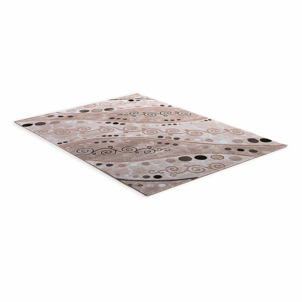 teppich eleysa beige 160x230 cm gemusterte teppiche teppiche l ufer deko haushalt. Black Bedroom Furniture Sets. Home Design Ideas