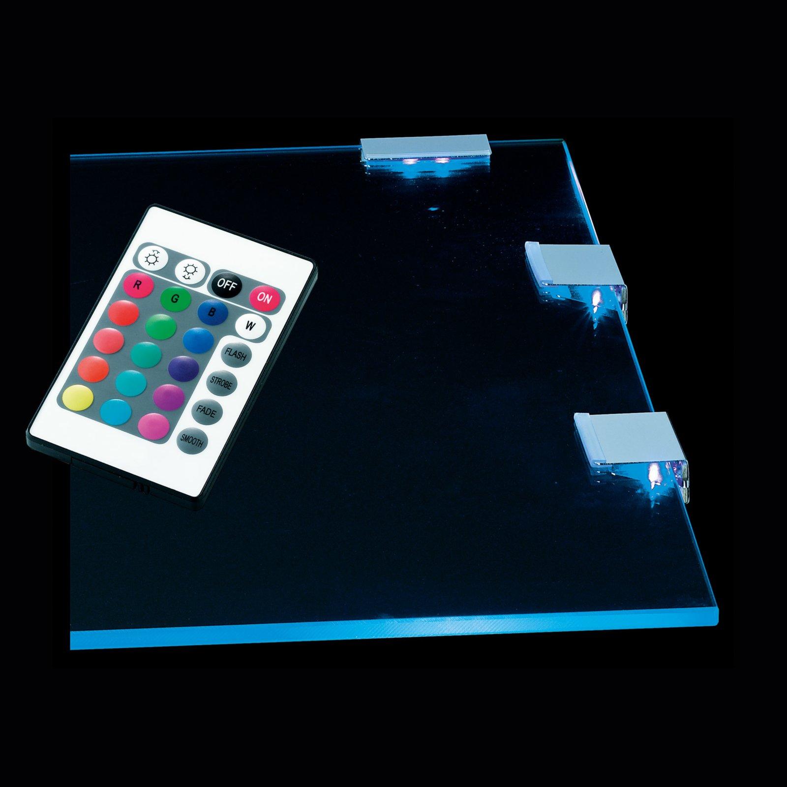 led clip set beleuchtung zubeh r wohnw nde m bel roller. Black Bedroom Furniture Sets. Home Design Ideas