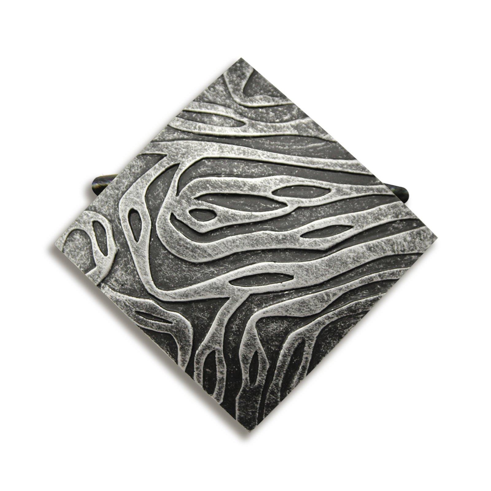 raffhalter zebra schwarz silber 7x7 cm gardinenstangen gardinen zubeh r gardinen. Black Bedroom Furniture Sets. Home Design Ideas