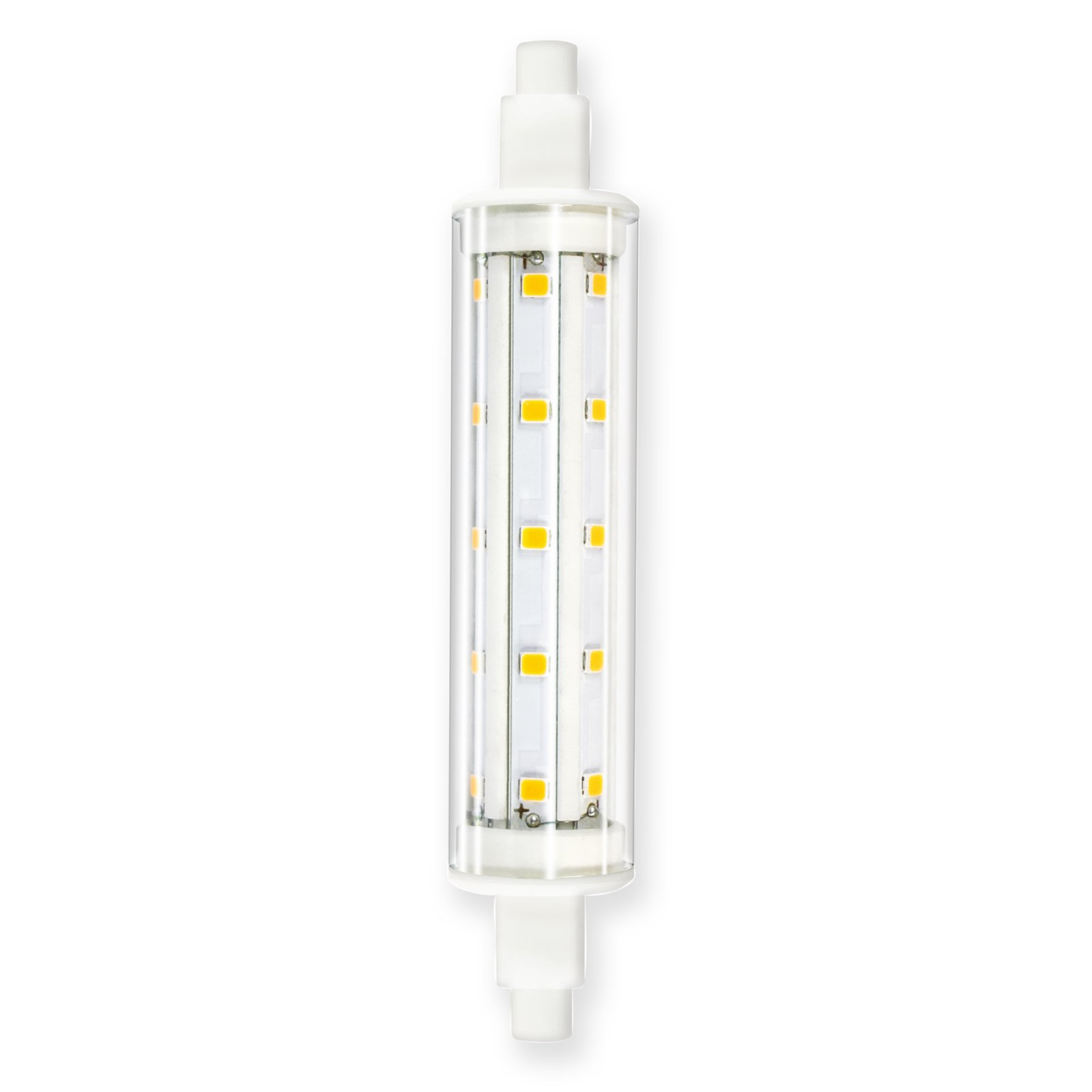 LED-Stabsockellampe LIGHTIME - Ra80 - 8 W - warmweiß